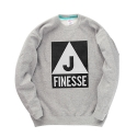 제이티앤씨오(JT&CO) FINESSE CREW (GREY)