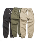 제로(XERO) RELAX Jogger Pants [3 Colors]