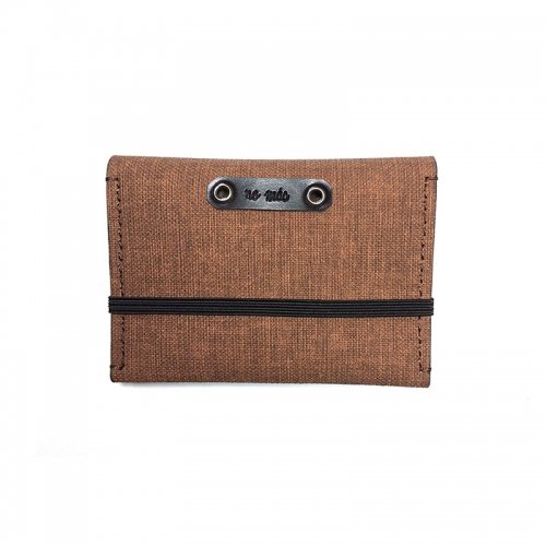 노마스(NO MAS) F-WALLET (BROWN)