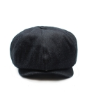 클로모르() CLOMOR KUROKI DENIM NEWS BOY CAP