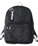 버빌리안(BUBILIAN) Basic backpack BTBB - Black