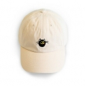 오하이오(OHHIOH) black cat icon strapback