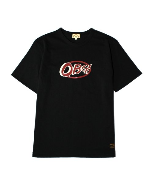 비디알(VDR) OBG T-SHIRT [Black]