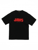유라그레이(YRAGRAY) JAWS t-shirt (black)