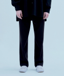 [여름]LONG WIDE SLACKS_SS BLACK