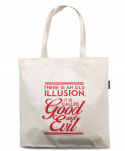 버빌리안(BUBILIAN) BUBILIAN Cotton eco bag _good and evil