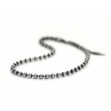 포프(POFF) ANTIQUE SILVER BALL ANKLET