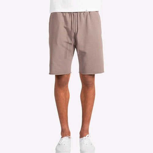 도프(DOPE) DOPE Cut-Off Sweatshorts (Slate)
