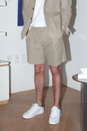 유주얼 에딧() Edit Chino Shorts (beige)