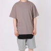 OVER BOXY T-SHIRT MOCHA
