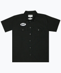 데몬스트레이트(DEMONSTRATE) DST WORKSHIRTS BLACK