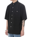쟈니웨스트(JHONNY WEST) CXL Summer Shirt (Black)