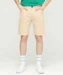 로너() [로너] COTTON PANTS-BEIGE