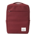 로이스카(ROYSCA) ROYSCA BLUE LINE CANVAS BACKPACK_BURGUNDY