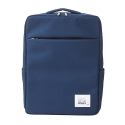 로이스카(ROYSCA) ROYSCA BLUE LINE CANVAS BACKPACK_NAVY