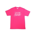 토킹 배드(TALKING BAD) OG Logo Tee (Wow Pink)