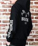 데몬스트레이트(DEMONSTRATE) DST Thunder Hoody