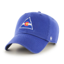 47브랜드() ROCKIES ROYAL CLEAN UP W/ ARCHED EMBROIDERY 47 CLEAN UP