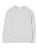 메종드슈크레(MAISON DE SUCRE) [기모]HANDLE SWEAT SHIRTS[OATMEAL]