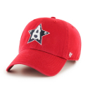 47브랜드() NEW YORK ALL STARS RED 47 CLEAN UP