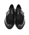 데이빗스톤(DAVID STONE) DVS-3 클리퍼 에디션 블랙 DVS-3 CREEPERS EDITION (black)