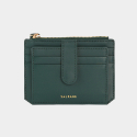살랑() Dijon 301S Flap mini Card Wallet olive green