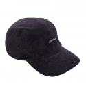 블러브() Signature Embroidery Corduroy Cap_Black