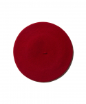 BUENAVISTA X BOINAS ELOSEGUI BASQUE BERET / RED (MEDIUM / 13.5 INCH)