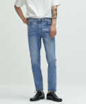 퍼스트플로어() URBAN STANDARD(slim tapered_cropped_라이트 블루)