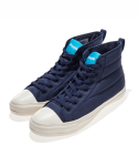 피플풋웨어(PEOPLE FOOTWEAR) THE PHILLIPS PUFFY - PADDINGTON BLUE W/PICKET WHITE