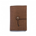 노마스(NO MAS) H-WALLET (BROWN)