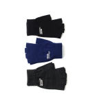 티엔피(TNP) RAWO FINGERLESS GLOVES - BLACK.BLUE.CHARCOAL