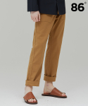 86로드(86ROAD) 1677 beige slim FATIGUE PANTS