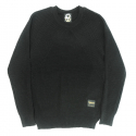 에잇볼륨() EV Black Oblique Knit