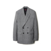 DOUBLE BREASTED JACKET GREY(ES1GFUJ230D)