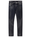 모디파이드(MODIFIED) M#1100 upscale silver grey coated jeans