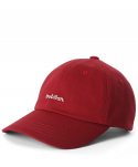 버빌리안() Bubilian Logo ball cap [red]