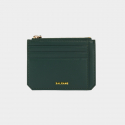 살랑() Dijon M201 Flap mini Card Wallet olive green