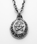 킹크로치() PENTAGRAM OFFICER PENDANT