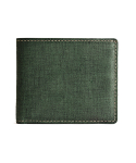 브로그앤머로우(BROGUE AND MORROW) Scratched Wallet (Green)