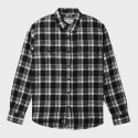 레벨8(REBEL8) REBEL8 WWD FLANNEL (GREY)