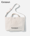 AUTHENTIC LOGO 2WAY BAG IVORY