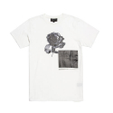 블랙스케일() BLACKSCALE BEAUTY OF EVIL II T-SHIRT WHITE