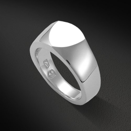 블렌도프(BLENDOFF) Signet Ring(Shield)