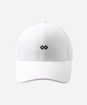 엔더시아(ENTHUSIA) INFY 6pannel ballcap white