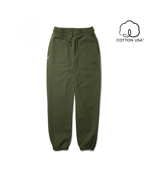 에스피오나지(ESPIONAGE) EGP Baker Sweat Pants Olive