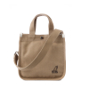 Canvas Tote Bag Mini 3727 BISCUIT