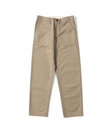 CALM FATIGUE PANTS [BEIGE]