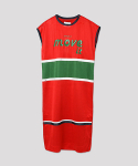 애티클(ATICLE) Basketball Mesh Dress (RD)