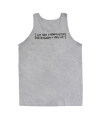 Basic Logo Sleeveless - Grey